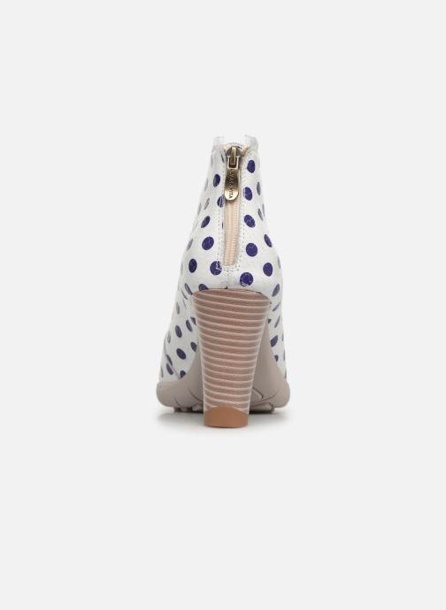 Sandales et nu-pieds Laura Vita Donuts 018 Blanc vue droite
