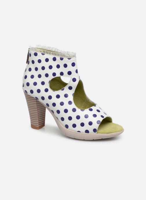 Sandales et nu-pieds Laura Vita Donuts 018 Blanc vue détail/paire