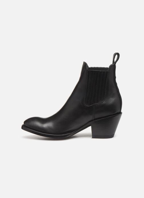 Bottines et boots Mexicana Estudio 2 Noir vue face
