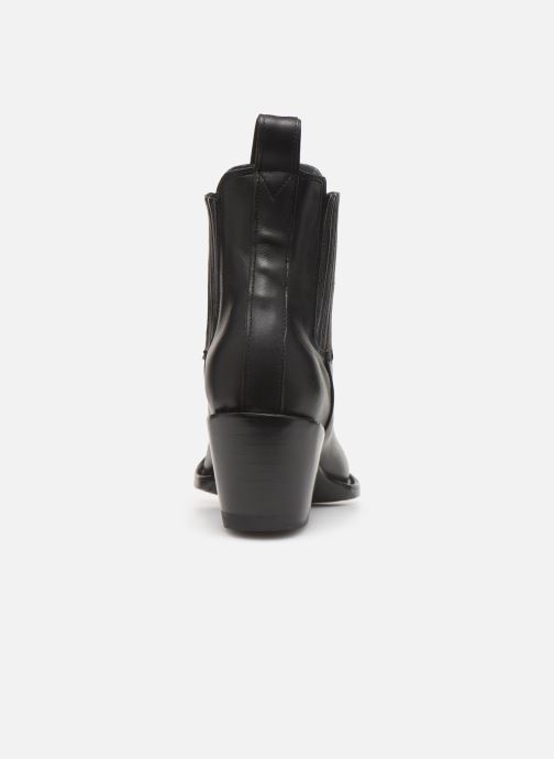 Bottines et boots Mexicana Estudio 2 Noir vue droite