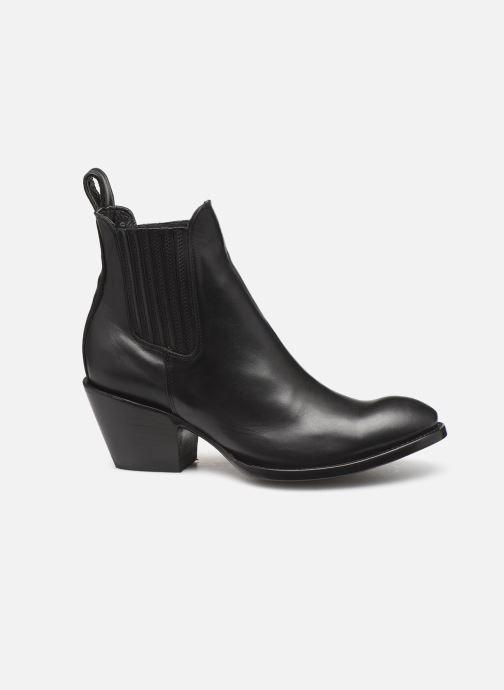 Bottines et boots Mexicana Estudio 2 Noir vue derrière
