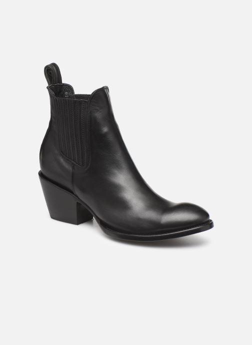 Bottines et boots Mexicana Estudio 2 Noir vue détail/paire