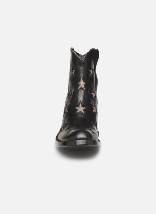 Bottines et boots Mexicana Star Circus Noir vue portées chaussures