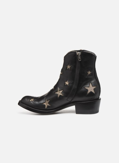 Bottines et boots Mexicana Star Circus Noir vue face