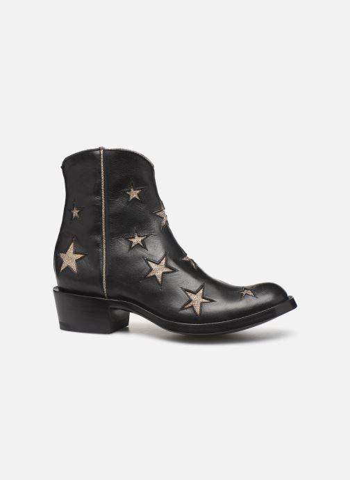 Bottines et boots Mexicana Star Circus Noir vue derrière
