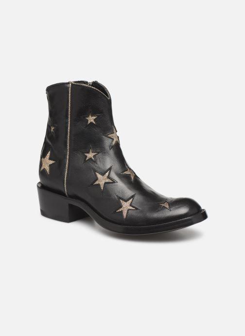 Bottines et boots Mexicana Star Circus Noir vue détail/paire
