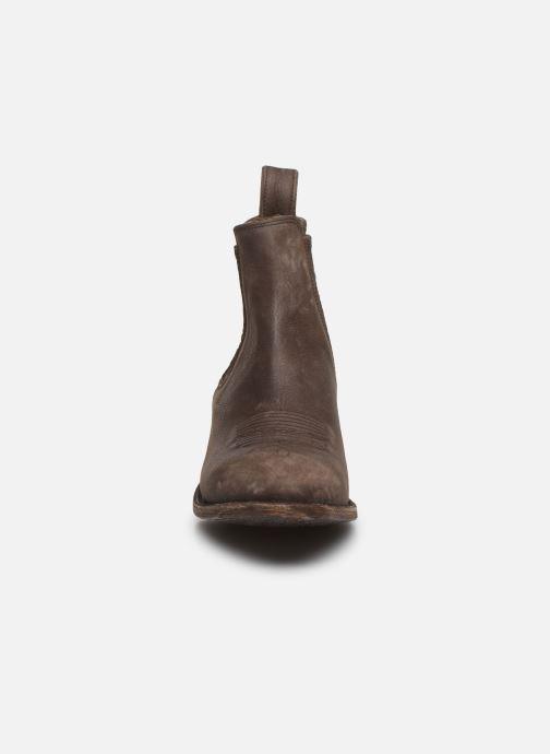 Bottines et boots Mexicana Estudio Bis Noir vue portées chaussures