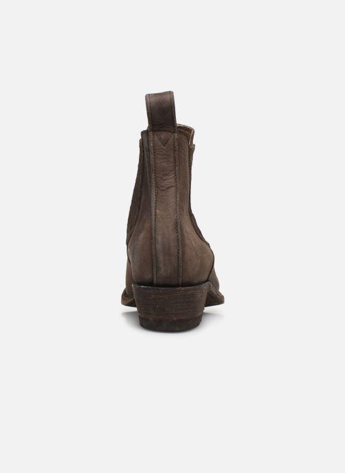 Bottines et boots Mexicana Estudio Bis Noir vue droite