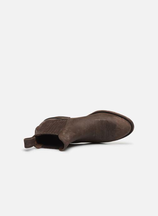 Bottines et boots Mexicana Estudio Bis Noir vue gauche