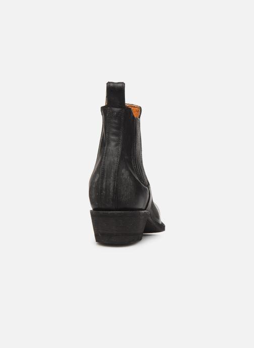 Boots en enkellaarsjes Mexicana Estudio Bis Zwart rechts