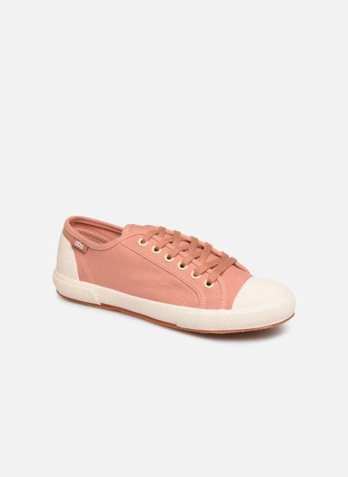Sneakers TBS Bullits Pink detaljeret billede af skoene