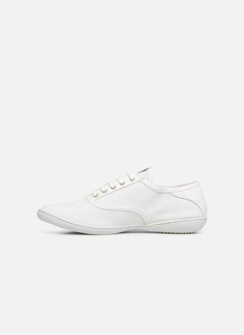 Sneakers TBS Coconut Wit voorkant