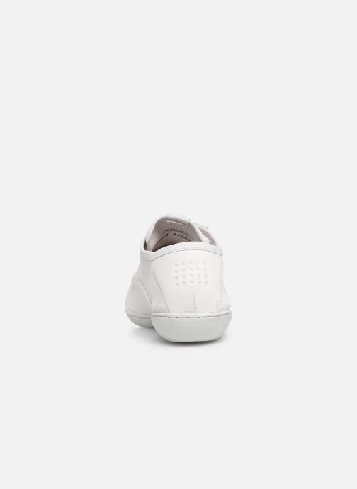 Sneakers TBS Coconut Wit rechts