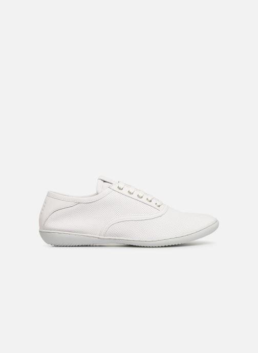 Sneaker TBS Coconut weiß ansicht von hinten