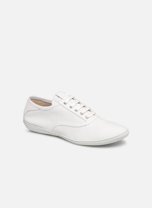 Sneakers TBS Coconut Wit detail