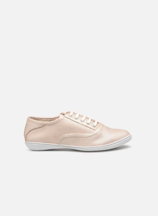 Trainers TBS Coconut Beige back view