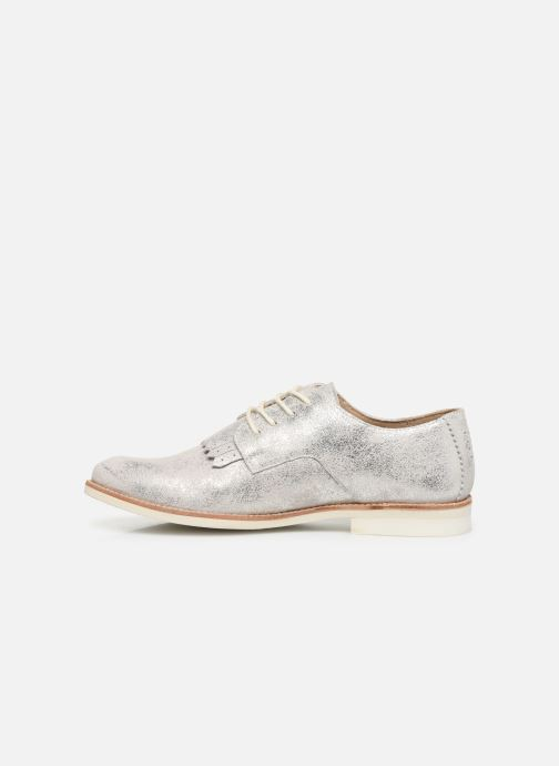 Chaussures à lacets TBS Wallace Argent vue face
