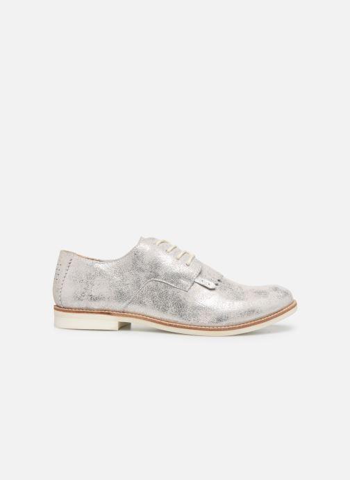 Chaussures à lacets TBS Wallace Argent vue derrière