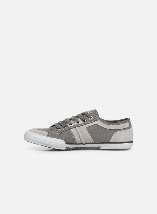 Sneakers TBS Edgard Grå se forfra