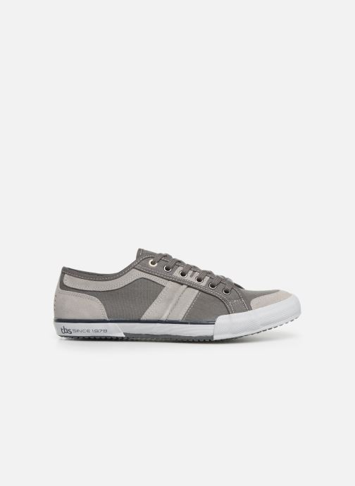Sneakers TBS Edgard Grå se bagfra
