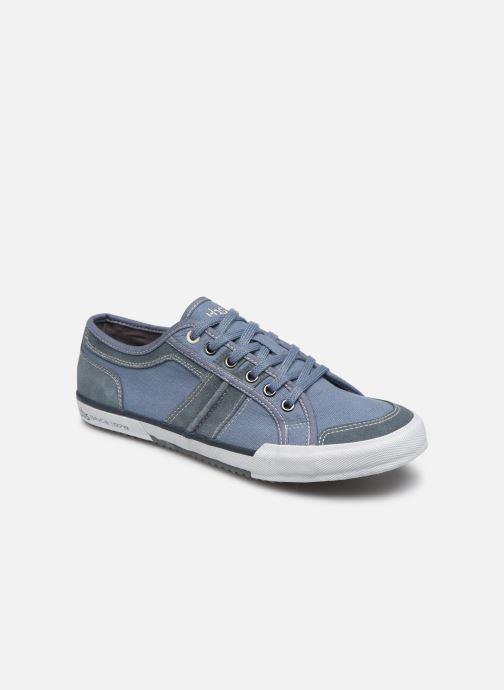 Sneaker TBS Edgard blau detaillierte ansicht/modell