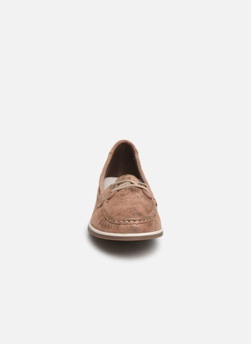 Loafers TBS Katniss Pink model view