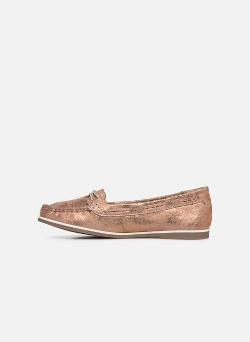 Loafers TBS Katniss Pink front view