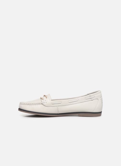 TBS Katniss (Vit) - Loafers