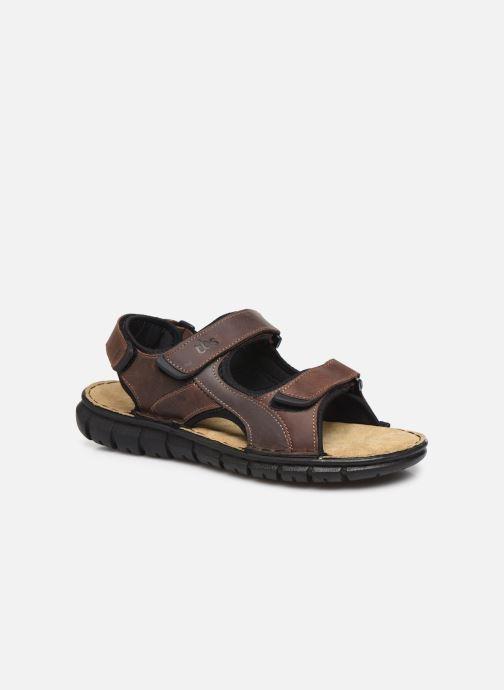 Sandali e scarpe aperte TBS Strapss Marrone vedi dettaglio/paio