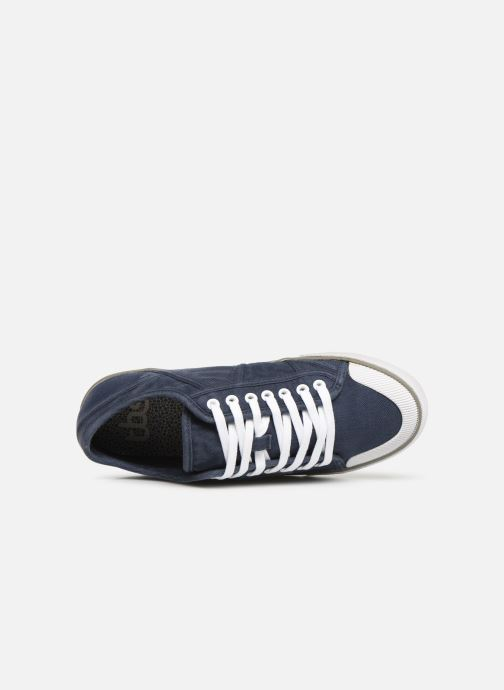 Trainers TBS Violay--R7072 Blue view from the left