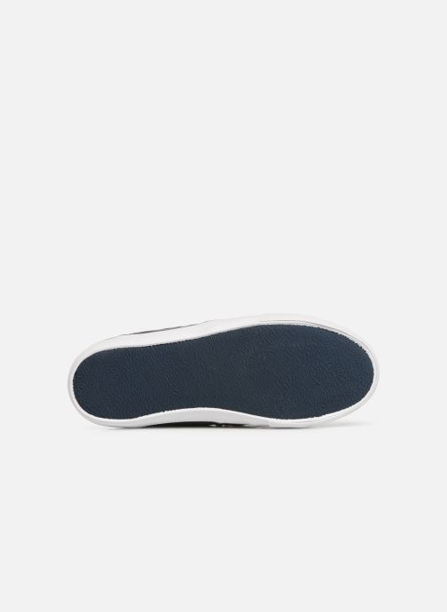 Trainers TBS Violay--R7072 Blue view from above
