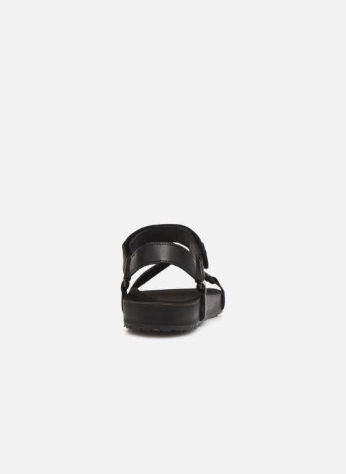 Sandales et nu-pieds TBS Badgers Noir vue droite