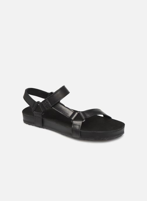 Sandales et nu-pieds TBS Badgers Noir vue détail/paire