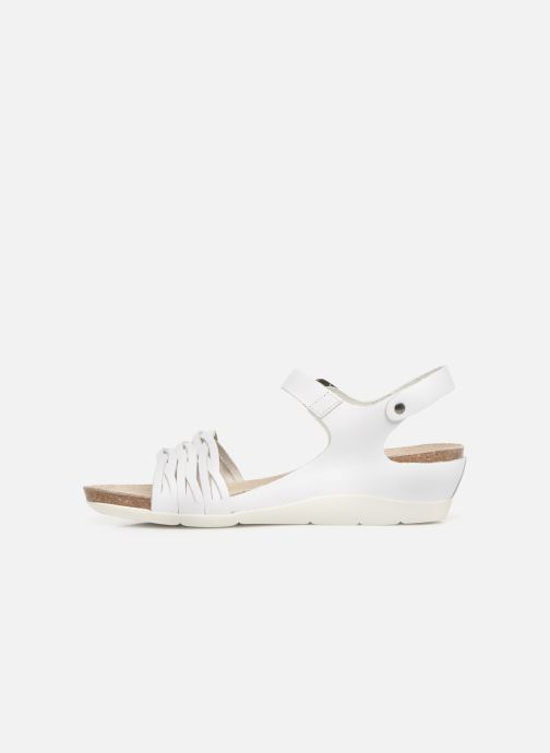 Sandals TBS Mojarra White front view