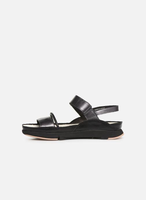 Sandales et nu-pieds TBS Vitalys--I7004 Noir vue face