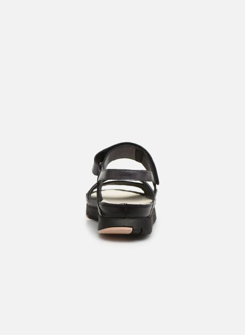 Sandales et nu-pieds TBS Vitalys--I7004 Noir vue droite