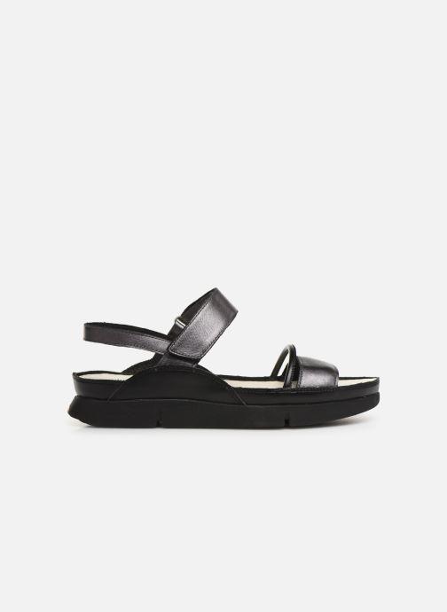 Sandales et nu-pieds TBS Vitalys--I7004 Noir vue derrière