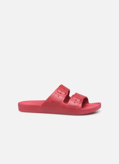 Mules & clogs MOSES Basic W Red back view