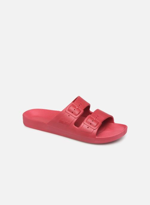 Mules & clogs MOSES Basic W Red detailed view/ Pair view