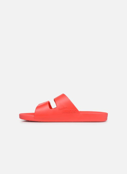 Wedges MOSES Basic W Rood voorkant