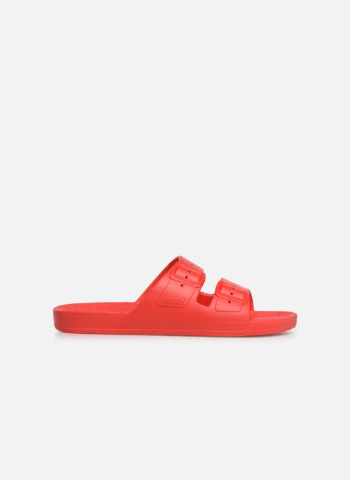 Wedges MOSES Basic W Rood achterkant