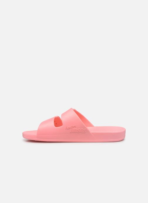 Wedges MOSES Basic W Roze voorkant