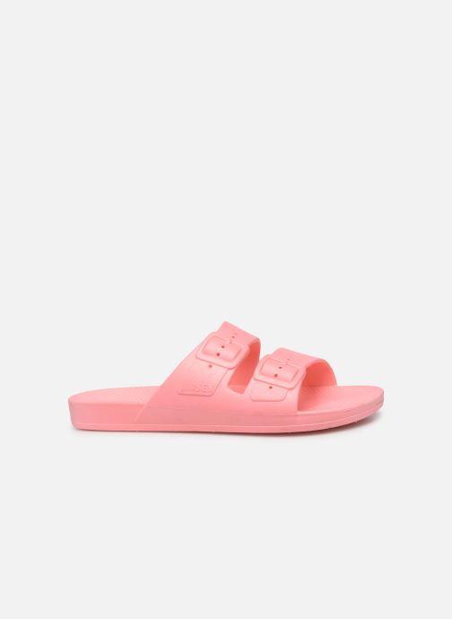 Wedges MOSES Basic W Roze achterkant