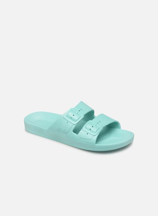 Mules & clogs MOSES Basic W Blue detailed view/ Pair view