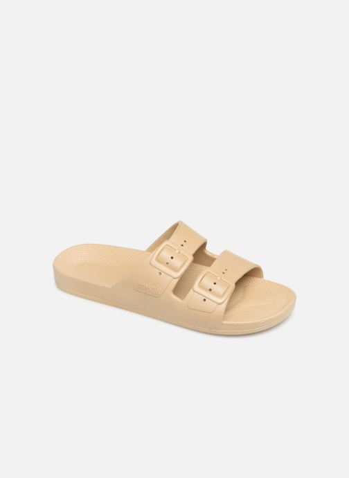 Wedges MOSES Basic W Beige detail