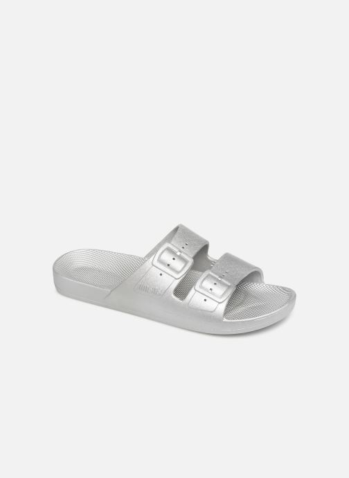 Mules & clogs MOSES Metallic W Silver detailed view/ Pair view