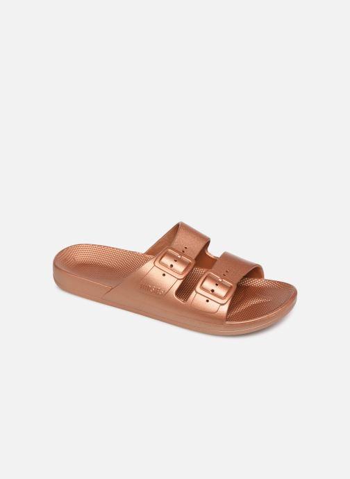 Clogs & Pantoletten MOSES Metallic W gold/bronze detaillierte ansicht/modell