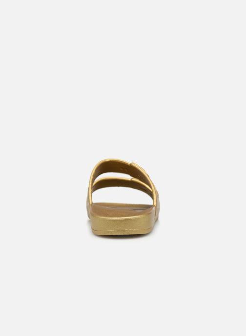 Clogs & Pantoletten MOSES Metallic W gold/bronze ansicht von rechts