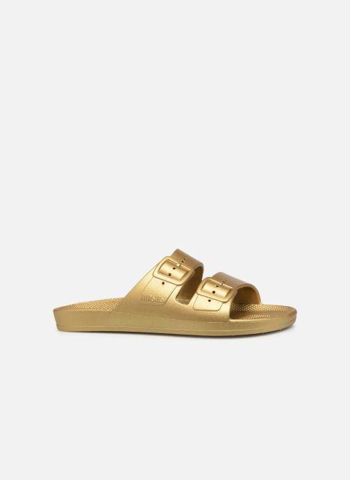 Clogs & Pantoletten MOSES Metallic W gold/bronze ansicht von hinten