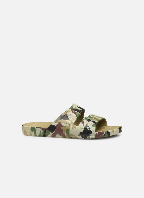 Wedges MOSES Army W Groen achterkant